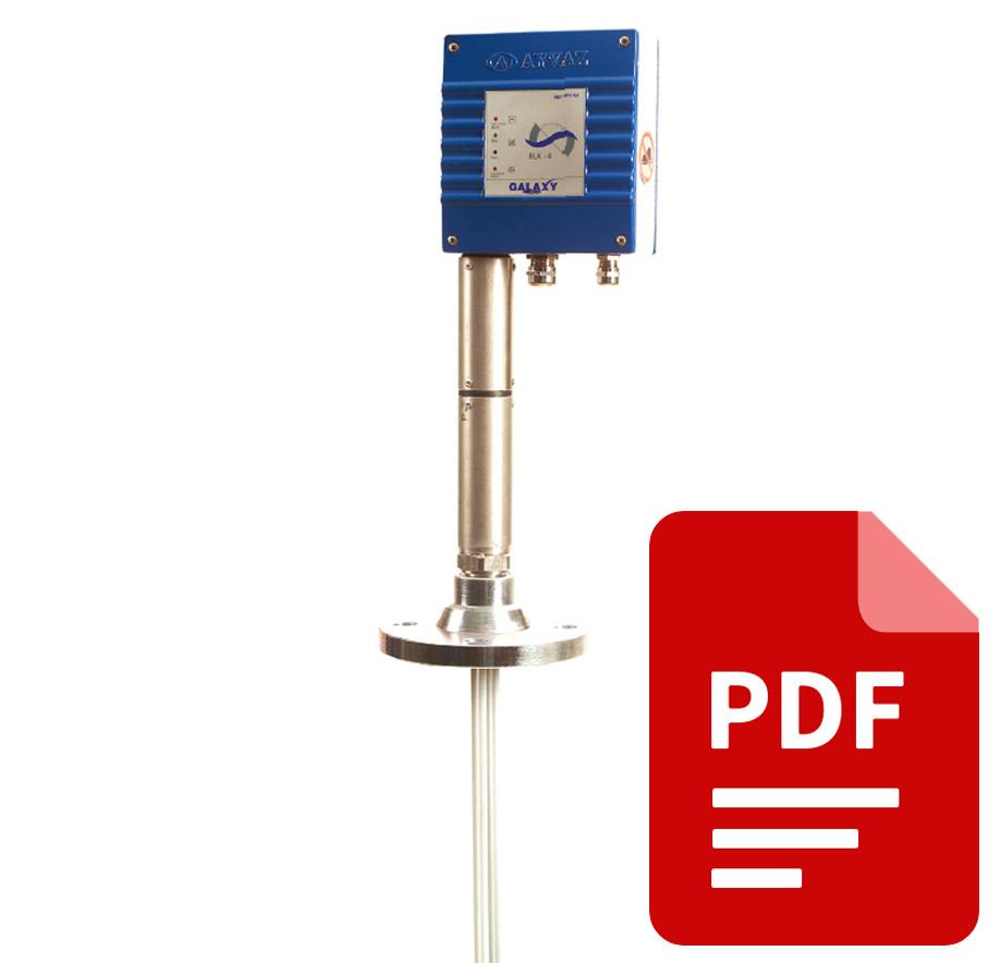 Электродный указатель уровня ELK-4-ELK-4F